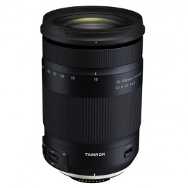 Tamron 18-400mm f/3.5-6.3 Di II VC HLD p/ Nikon