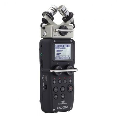 Zoom Handyrecorder H5 - Gravador Áudio