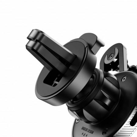 Baseus YY Suporte c/ Cabo USB-C Black (SUTYY-01)