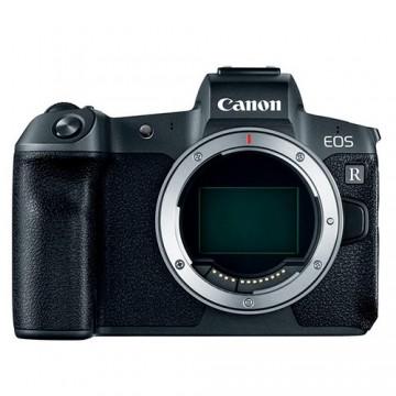 Canon EOS R Corpo + Adaptador EF-EOS R
