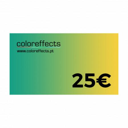 Cheque de Oferta de 25€