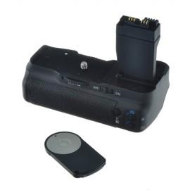 Jupio Punho p/ Canon EOS 550D / 600D / 650D / 700D (BG-E8)