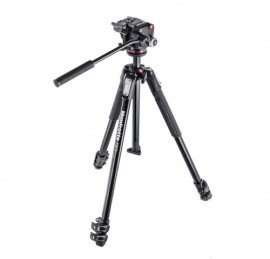Manfrotto Kit Tripé 190 (MK190X3-2W)