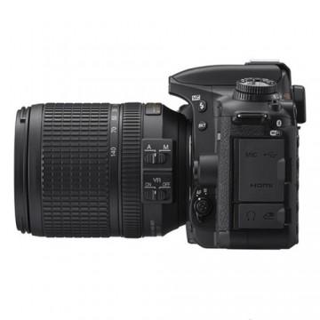 Nikon D7500 + 18-140mm VR