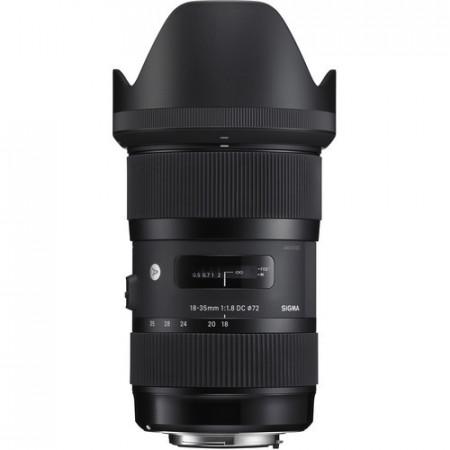 Sigma 18-35mm f/1.8 ART DC HSM p/ Nikon