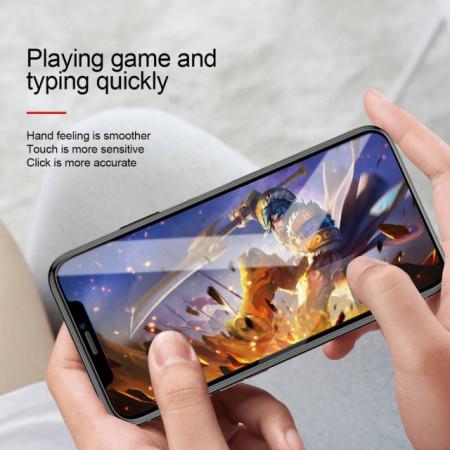 Baseus T-Glass p/ iPhone 11 Pro Max 0.15mm Full-Glass Transparente 2Pcs(SGAPIPH65S-GS02)