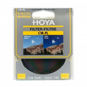 Hoya Filtro Polarizador Slim 62mm