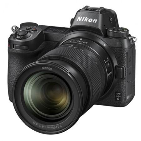 Nikon Kit Z6 + 24-70mm f/4