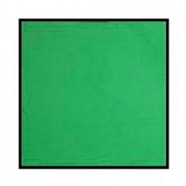 Linkstar Fundo em Tecido Chroma Verde 2.7x7mt