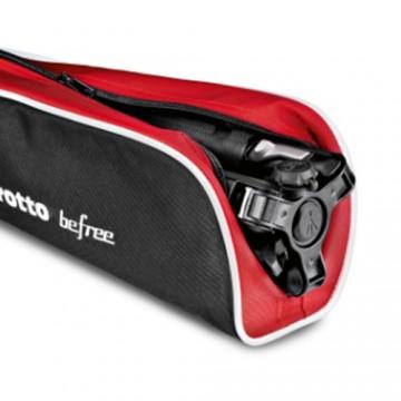 Manfrotto Tripé Befree Advanced Twist Aluminio Preto (MKBFRTA4BK-BH)