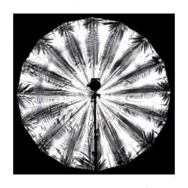 Quadralite Sombrinha Refletora Prateada Space 150cm
