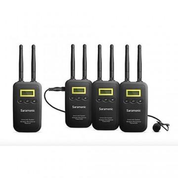 Saramonic Kit Microfone Wireless 5.8GHZ