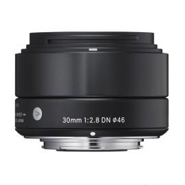 Sigma 30mm f/2.8 DN Black - Sony E