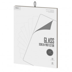 Baseus T-Glass Transparente p/ iPad 12.9 Pro 0.3mm (SGAPIPD-CX02)