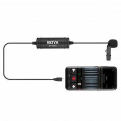 Boya Microfone de Lapela Digital Lavalier p/ Android (BY-DM2)