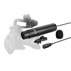 Boya Microfone de Lapela Omnidirecional Lavalier PRO (BY-M4OD)