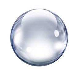 Caruba Bola de Cristal 80mm