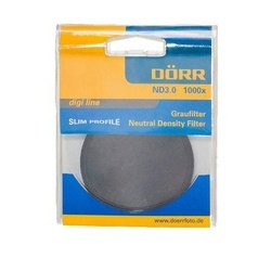 Dörr Filtro ND 3.0 (1000X) - 82mm