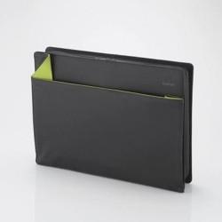 """Elecom Origami Notebook Sleeve 15.4"""" Preta"""