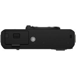 Fujifilm X-E4 Preta + XF27mm f/2.8 R WR Kit