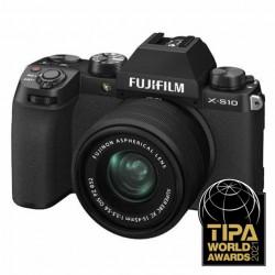 Fujifilm X-S10 + XC15-45mm f/3.5-5.6 OIS PZ