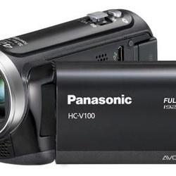Panasonic HC-V100 HD Camcorder