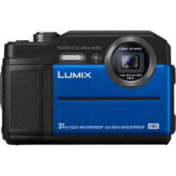 Panasonic LUMIX DC-FT7 Azul