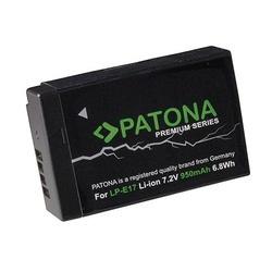 Patona Premium Bateria LP-E17