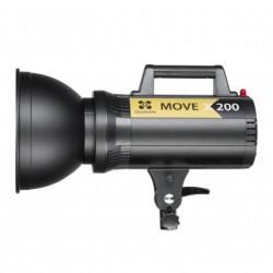 Quadralite Flash Estúdio Move X 200