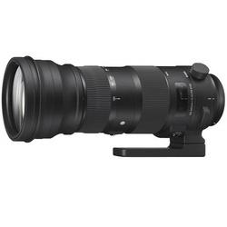 Sigma 150-600mm f/5-6.3 SPORT DG OS HSM p/ Canon