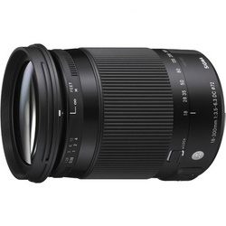 Sigma 18-300mm f/3.5-6.3 CONTEMPORARY DC M OS HSM p/ Canon
