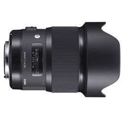 Sigma 20mm f/1.4 ART DG HSM p/ Canon