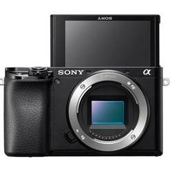 Sony A6100 Corpo