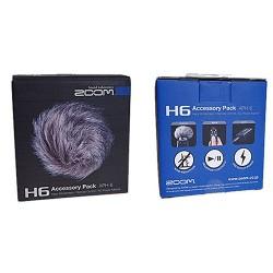 Zoom APH-6 KIT de Acessórios p/ H6