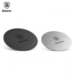 Baseus Base Metalica p/ Suportes Magnéticos Silver ACDR-A0S)