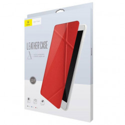 Baseus Capa de Couro Tipo Y p/ iPad 12.9 Pro Red (LTAPIPD-C09)