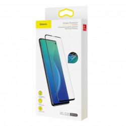 Baseus Protetor de Ecrã Curvo Full-Screen p/ Samsung S10 Black (SGSAS10-KR01)