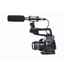Boya Microfone Shotgun p/ Video (BY-VM-200P)
