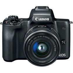 Canon EOS M50 Mark + EF-M 15-45mm IS STM + EF-M 22mm f/2 STM