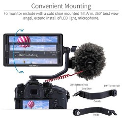 FeelWorld Monitor F5 - 4K