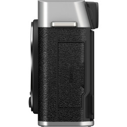 Fujifilm X-E4 Prata + XF27mm f2.8 R WR Kit