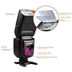 Godox KIT Flash Speedlight V860II Canon
