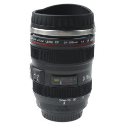 Lens Bakers Copo de Líquidos Objetiva Canon 24-105mm