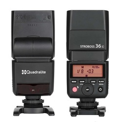 Quadralite Stroboss 36 p/ Nikon