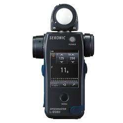 Sekonic Fotómetro Speedmaster L-858D