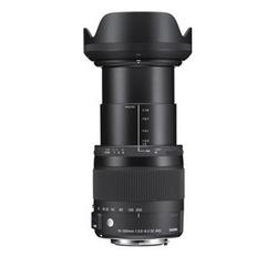 Sigma 18-200mm f/3.5-6.3 CONTEMPORARY DC OS HSM p/ Nikon