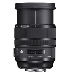 Sigma 24-70mm f/2.8 ART DG OS HSM p/ Canon