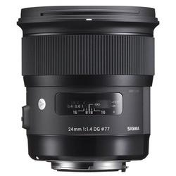 Sigma 24mm f/1.4 ART DG HSM p/ Sony
