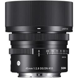 Sigma 45mm f/2.8 DG DN Série I Contemporary p/ Sony E