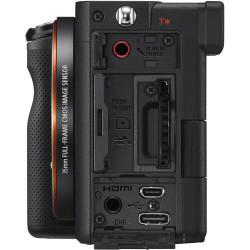 Sony Alpha A7C - FE 28-60mm f/4-5.6 - Prata
